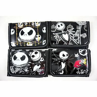 1 pcs Nightmare Before Christmas Various Stocking Filler Wallet Purse Coins Bag