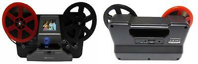 Wolverine 8mm and Super 8 Film Reel Converter Scanner to Convert into...