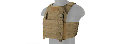 APC JPC Light Weight Jump Speed Tactical Assault Plate Carrier Vest PC Green