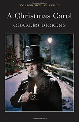 A Christmas Carol (Wordsworth Classics) Paperback – 15 Jan 2018 1840227567