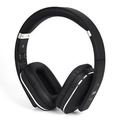 August EP650 Bluetooth Wireless Over Ear Headphones with Multipoint / NFC / 35mm