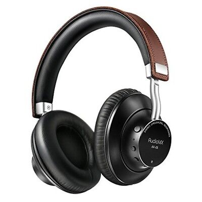 AudioMX Wireless / Wired aptX Headphones, V41 Bluetooth Stereo Over-Ear Headsets