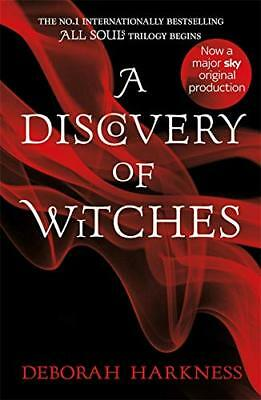 A Discovery of Witches - All Souls Trilogy Book 1 - Paperback - 9780755374045
