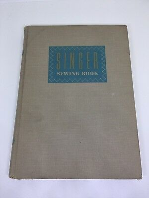 1957 Singer Sewing Book (Singer Sewing Machine Company) Hc*
