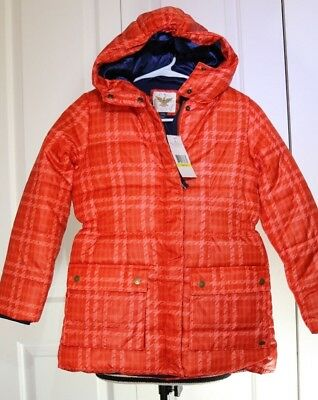 fb9392434 TOMMY HILFIGER GIRLS Hot pink Puffer Jacket  Size 6X -  12.00
