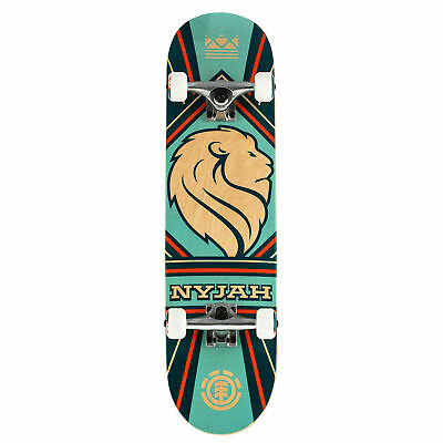 City Beach Element Nyjah Monarch 7.7 Complete Skateboard