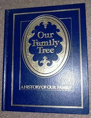 1977our family treea history of our familygenealogy book by poplar