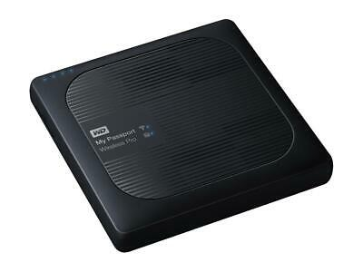WD 1TB My Passport Wireless Pro Portable External Hard Drive - Wi-Fi AC, SD, USB