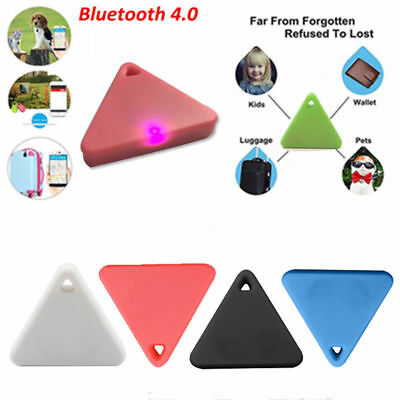 Bluetooth Mini GPS Tracking Gerät Locator für Auto Pet Kids Wallet Key Tracker