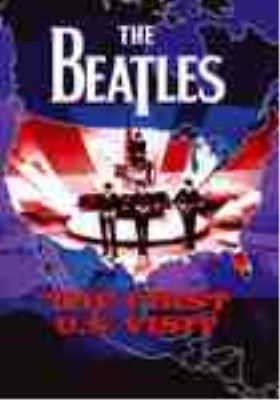 Beatles: The First US Visit DVD NUEVO