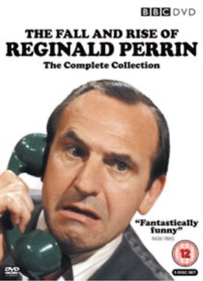 Leonard Rossiter, Pauline Y...-Fall and Rise of Reginald Perrin/The Le DVD NUEVO
