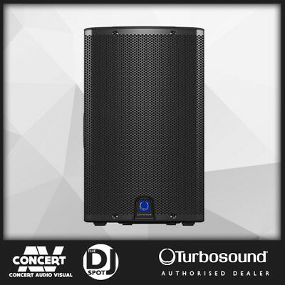 "Turbosound IX12 12"" 1000w Powered Speaker w/ Bluetooth Audio Streaming & Remote"
