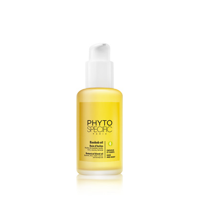 Phyto PHYTO BAOBAB OIL Anti Secchezza Rigenerante Capelli Corpo Hair Body 100ml