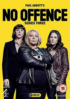No Offence: Series Three (DVD)