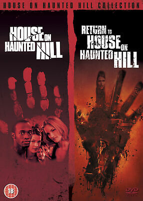 House On Haunted Hill / Return To House On Haunted Hill (DVD)