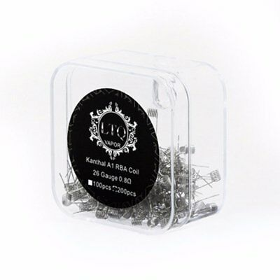 Winding wire (kanthal) iron chrome aluminum QV