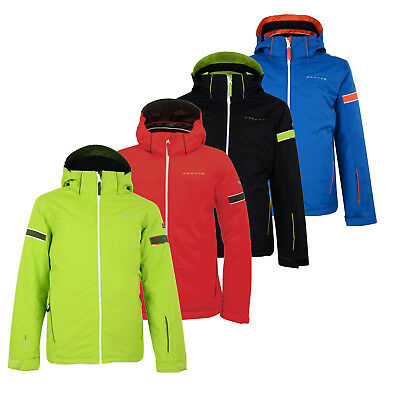 Dare2b Boys Kids Waterproof Breathable Ski Jacket RRP £70