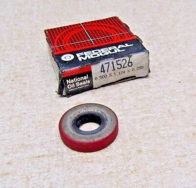 Federal Mogul National Oil Seal 471526