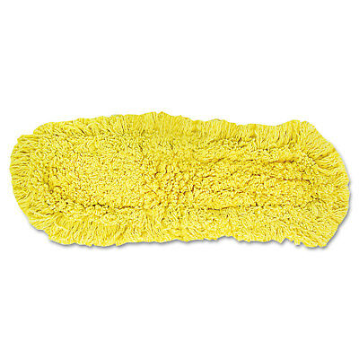 """Rubbermaid Commercial Trapper Commercial Dust Mop Looped-end Launderable 5"""" x 18"""