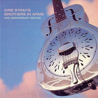 Dire Straits - Brothers In Arms - SACD (Hybrid) Neu & OVP  - 20th. Ann. Edition