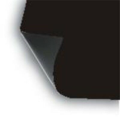 "2 sheet 32"" x 22"" Magnetic light weight flexible 20 mil Magnet Blank Color Black"
