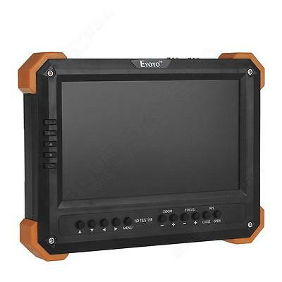 "X41TA 7"" Touch Screen Monitor HD 1080P TVI AHD CVBS VGA Camera CCTV Tester 5 in1"