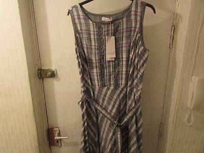 Size 22  Per Una Weekend Dress Marks And Spencer