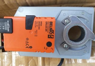 NEW BELIMO ELECTRIC two-way ball valve actuator GRU24-SR 40NM for DN100-150