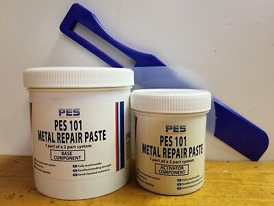 PES101 POWER METAL PASTE- Comparable to Belzona 1111 and 3M Metal Repair EG 503