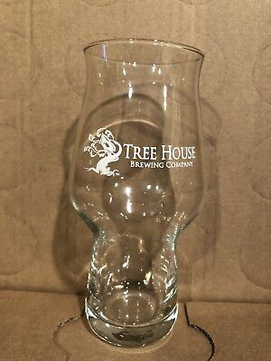 TREE HOUSE BREWING CRAFT MASTER PINT BEER GLASS monkish trillium king juice haze