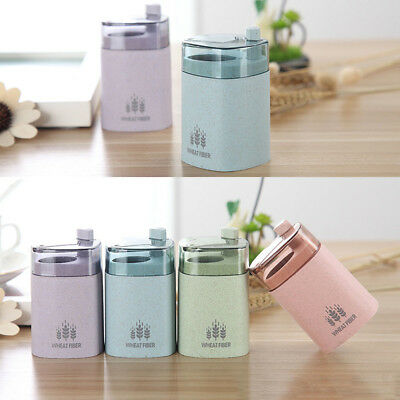 1Pc Automatic Toothpick Holder Container Home Decor Toothpick Dispenser Box