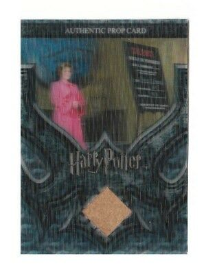 Harry Potter Prop Card 3D OWLs Exam Paper-Umbridge OOTPH #124/390 P9
