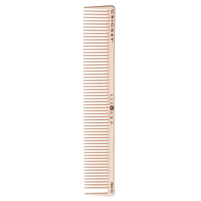 Cricket Professional Hairdressing Silkcomb Pro-25 Hair Comb - Consistent Teeth