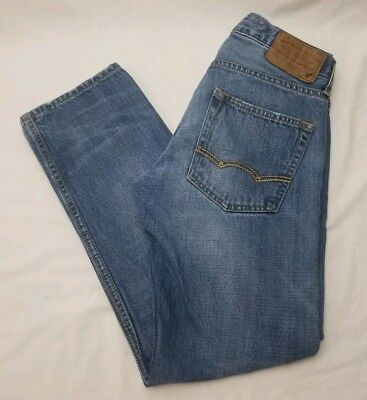 American Eagle Outfitter Slim Straight Leg Jeans Boys/Mens Size 26 x 28