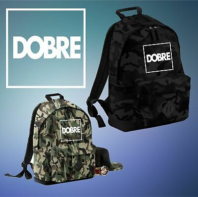 Marcus Lucas Dobre Brothers Camo Bag, Gamer School And College Cart TDM Bag