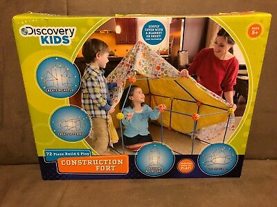 Discovery Kids 72pc Build Play Ceramic Tile