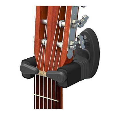 Guitar Wall Mount Hanger Hook With Automatic Lock For Electric Acoustic Guitars