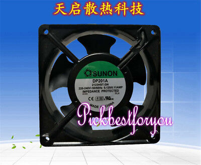 1pcs Sunon DP201A2123HBL-GN fan AC220V 120*120*38MM  #M2993 QL