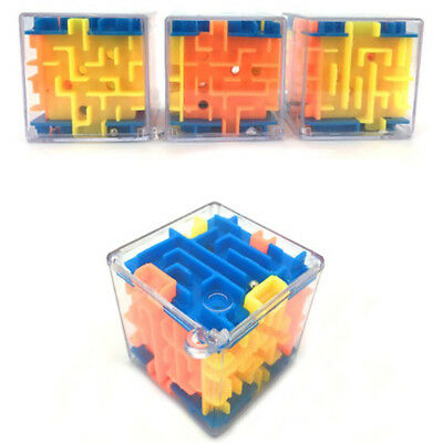 Festive & Party Supplies Well-Educated Magical 3d Maze Magic Cube Labyrinth Rolling Toys Puzzle Game For Children Adult