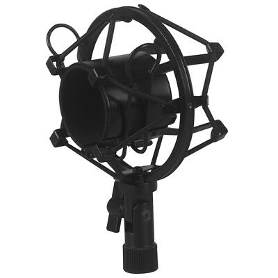 Mount Clip Holder Stand Microphone Bearable Load Mic Microphone Shock RD