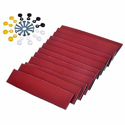 Double Sided Sticky Pads With Screws And Caps For Number Plates Car License Plat