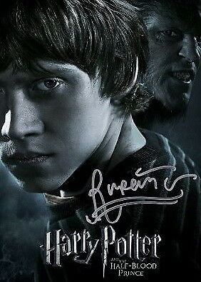 184142 Rupert Grint Harry Potter Ron Weasley Signed Decor WALL PRINT POSTER AU