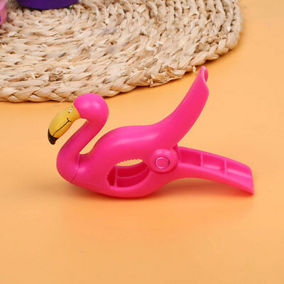 4933 Flamingo Clips Towel Detachable Clips Household Supplies Hanging Clothes