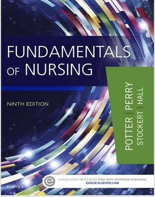 FUNDAMENTALS of NURSING NINTH EDITION in electronic format PDF