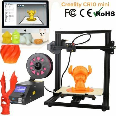 EU PLUG Creality 3D CR - 10 Mini 3D Desktop DIY Printer Imprimante Garantie 2 An