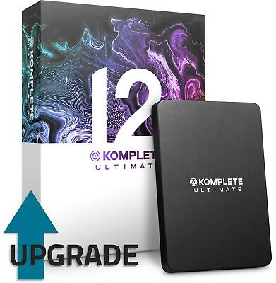 Native Instruments Komplete 12 Ultimate (UPGRADE from K8-12)