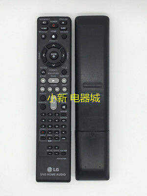 LG home theater audio remote control AKB70877935 DVD HOME AUDIO