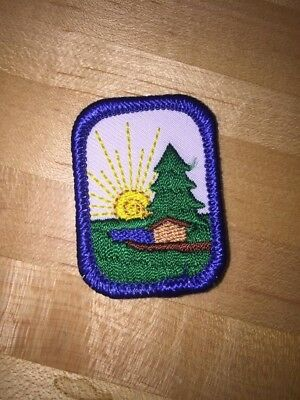 GIRL SCOUT INTEREST PROJECT - Camping - IP Badge
