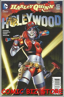 Harley Quinn #20 (2015) 1St Printing Bagged & Boarded Dc Comics