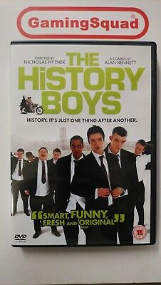 The History Boys DVD, Supplied by Gaming Squad Ltd